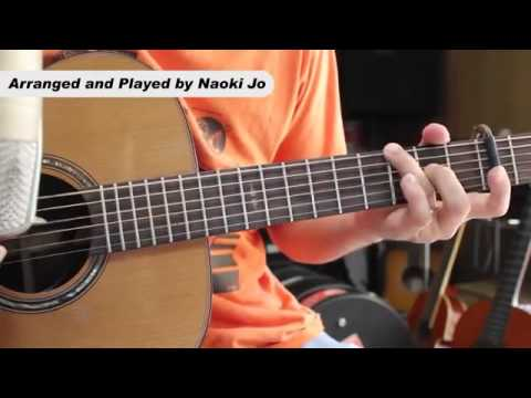 Doraemon ''Stand By Me OST'' Fingerstyle Guitar (Best Cover Of Himawari No Yakusoku)
