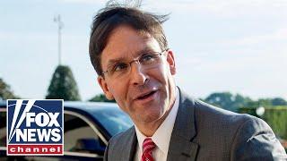 Senate confirms Mark Esper as Secretary of Defense in a 90-8 vote