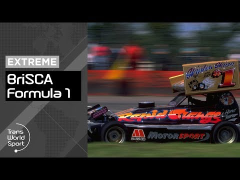 BriSCA F1 on Trans World Sport
