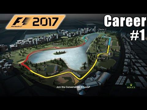 F1 2017 Dutch Career Mode Deel 1: MET WELK TEAM START IK MIJN CARRIÉRE?!