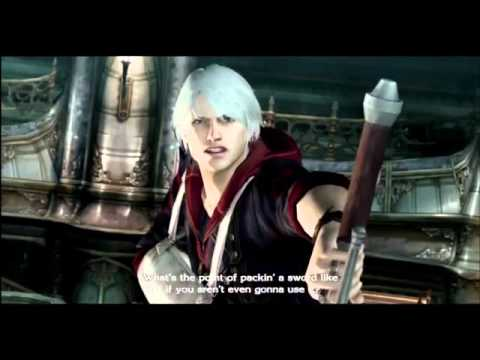 Devil May Cry 4 - Nero vs Dante