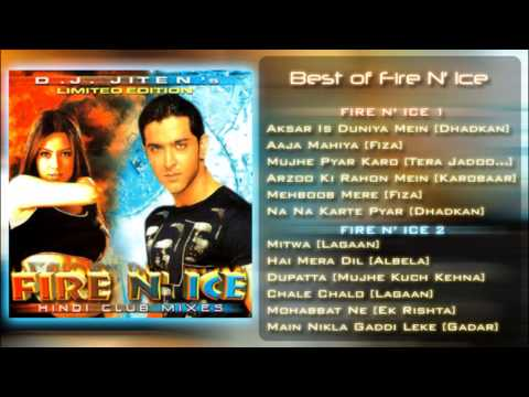 Dj Jiten - Aarzoo Ki Rahon Mein Best Of Fire N Ice