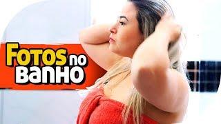 FOTOS NO BANHO