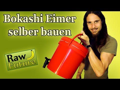 Bokashi Eimer Selber Bauen - In Der Wohnung Kompostieren Und Natürlichen Dünger Herstellen!
