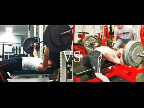 How to Bench Press Image 1