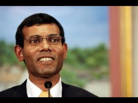 Mohamed Nasheed produced in court in a power abuse case