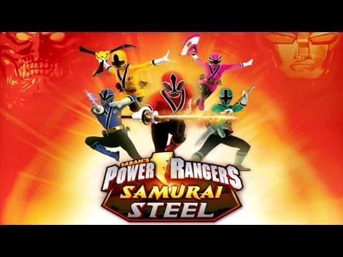Power Rangers Samurai Steel - iPad 2 - HD Gameplay Trailer