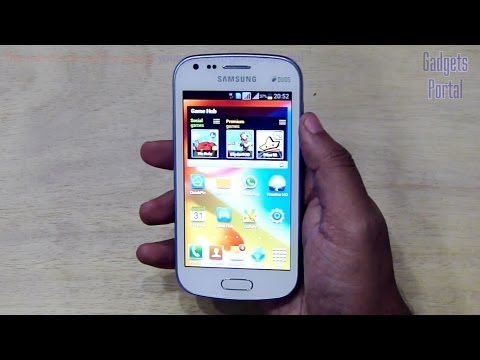 Samsung GALAXY S DUOS : FULL IN-DEPTH REVIEW HD by Gadgets Portal