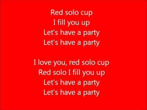 Glee Cast - Red Solo Cup