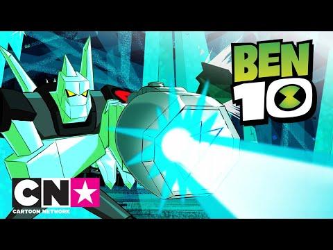 Бен 10: Миры пришельцев | Алмаз: Великая петропиянская война, ч.1 | Cartoon Network