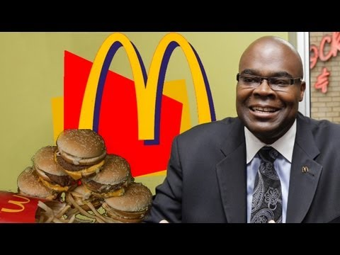 McDonald's weight loss tips? CEO 'lost 20 pounds' eating McDonalds every day