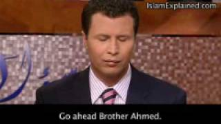 MUSLIM WOMAN ACCEPTS JESUS ON LIVE TV, even at risk of losing her children!!!!!!
