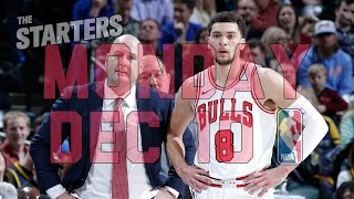 NBA Daily Show: Dec. 10 - The Starters