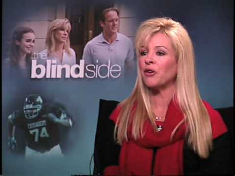 THE BLIND SIDE - Leigh Anne Tuohy interview