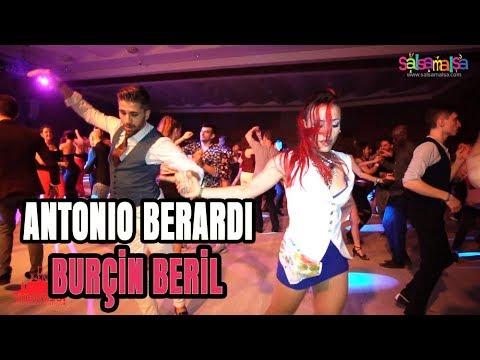 ANTONIO BERARDI & BURÇİN BERİL (Social Dance Salsa)