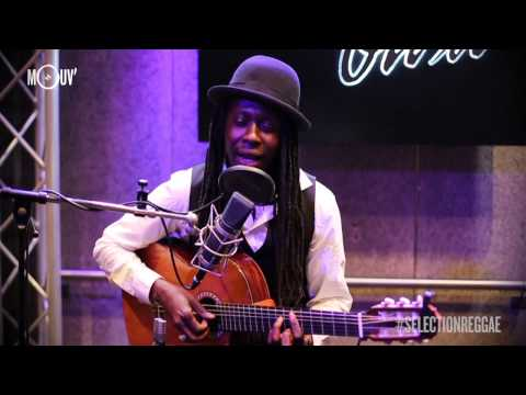 FAADA FREDDY - Reality Cuts Me Like A Knife (live @ Mouv studios)  #SELECTIONREGGAE