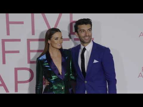 Five Feet Apart Premiere B-Roll || #SocialNews.XYZ
