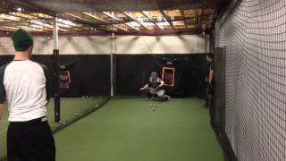 11 - CATCHERS (BLOCKING THE LOW PITCH)