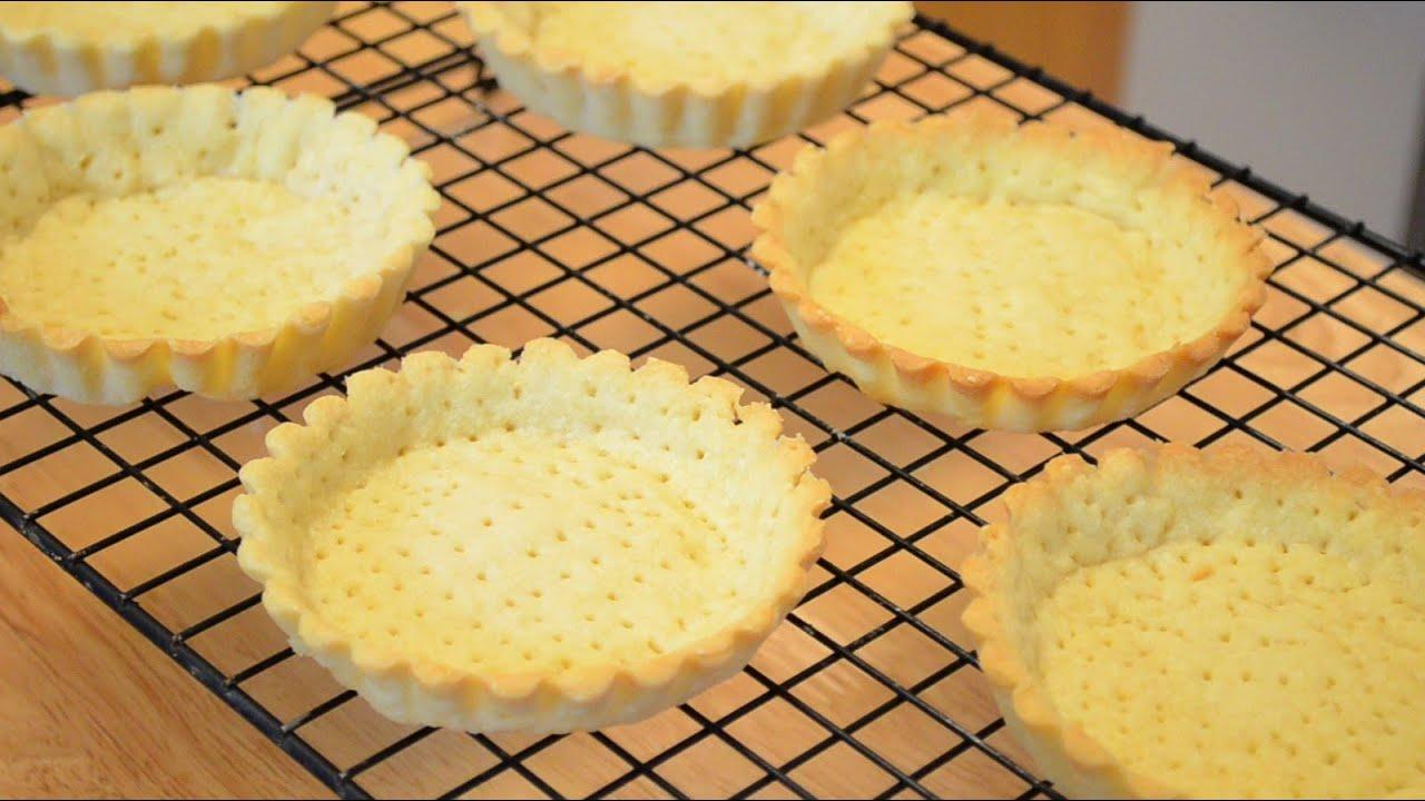 Pâte Sucrée (Sweet Dough) Recipe - CookingWithAlia - Episode 228 ...