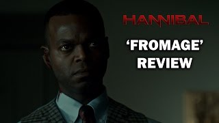 Hannibal Season 1 Episode 8 Review - 'FROMAGE'