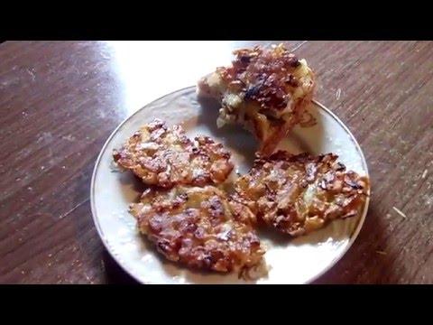 Вкусные Котлеты из Лука! Постные, Домашние! Вегетарианские Рецепты!