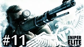 Sniper Elite V2 Playthrough w/ Kootra Ep. 11