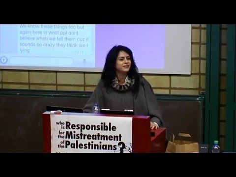 Christy on Palestinian human right abuses in the PA Uppsala University
