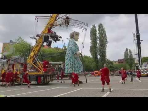 Royal Luxe Royal de Luxe Antwerpen 2015