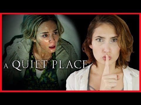 Recensione A QUIET PLACE - UN POSTO TRANQUILLO   Un SILENZIO TERRIFICANTE en streaming