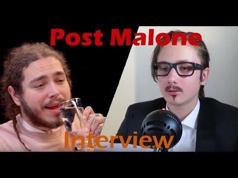Post Malone Interview MP3
