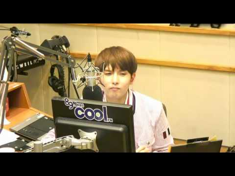 130502 Talk about South America tour Super Junior Ryeowook KTR