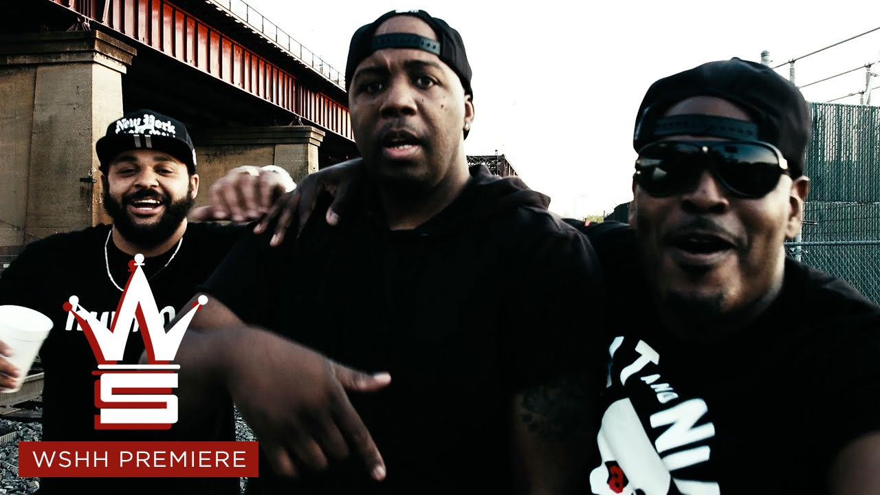 Erick Sermon Feat. Sheek Louch & Joell Ortiz - Make Room