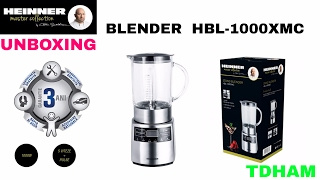 HEINNER BLENDER DE MASA HBL-1000XMC
