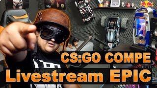 Livestream Epic | CS:GO COMPETITIVE cu Cativa Gang (TOTI GLOBALI) :))