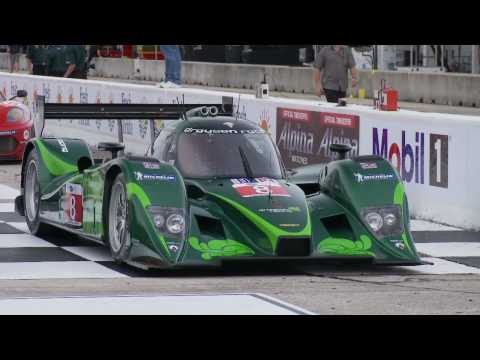 Drayson Lola B10/60 LMP1 Coupe  Racing Sebring 2010 Footage Pt 1background audio only-YouTube.mov