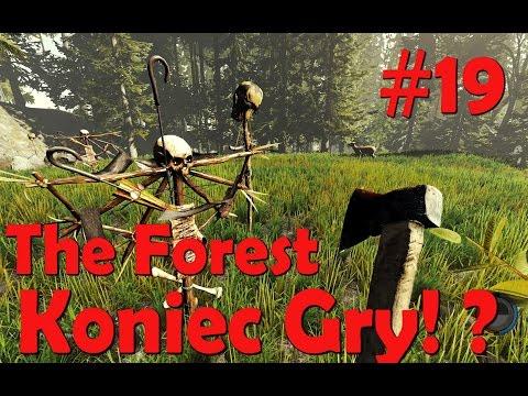 The Forest - Na Tropie- Znalazłem  SYNA? KONIEC GRY!!!???