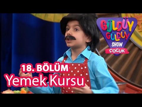 Güldüy Güldüy Show Çocuk 18. Bölüm, Yemek Kursu Skeci