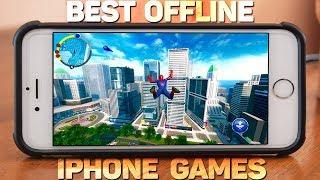TOP 10 BEST Offline iPhone Games Of 2017 (NO Internet/Wifi Required) iOS 10/11 - August