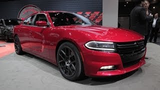 Dodge Charger and Dodge Challenger 2015 - New York Auto Show