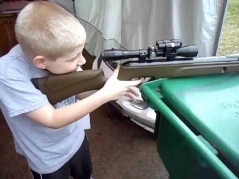 Gamo Varmit 1 Target Shooting