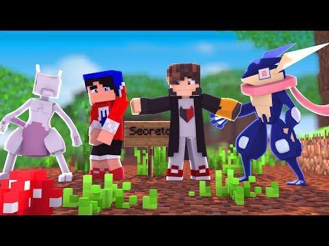 Minecraft: AVENTURA POKEMON - BASE SECRETA - ‹ JUAUM › #18