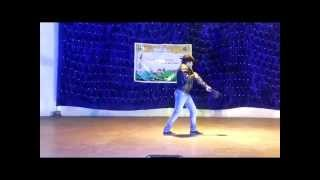 Funny robot dance-2  (version
