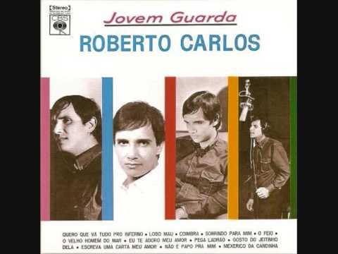 Roberto Carlos - Quero Que Va Tudo Pro Inferno