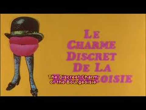 Criterion Trailer 102: The Discreet Charm of the Bourgeoisie