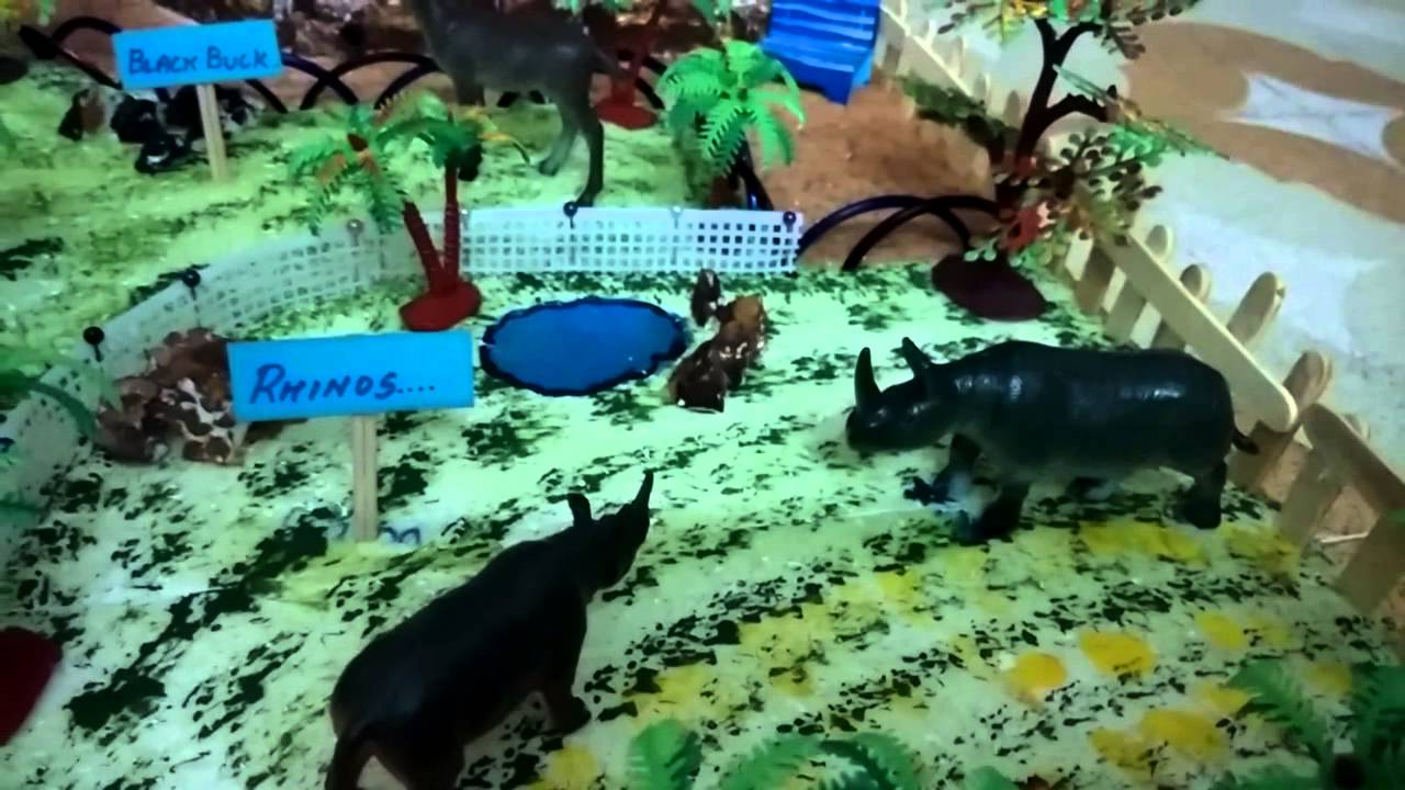 Zoo Model For School Project School Project Zoo