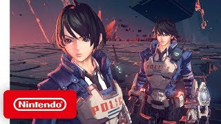 ASTRAL CHAIN - Story Trailer - Nintendo Switch