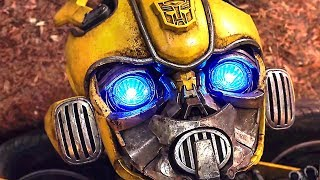 BUMBLEBEE Trailer #3 (NEW 2018) Transformers Movie