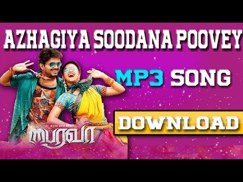 Download ➤🎵Azhagiya Soodana Poovey Mp3 Song (320kbs) 🎵 From Bairavaa