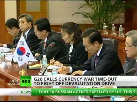 ANISSA NAOUAI REPORTS FROM SEOUL G20
