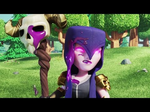 Clash of Clans - Barbarian, Hog Rider, Larry Trailer (Official TV Commercial) (Funny)